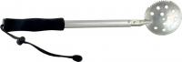 Черпак Akara 2-х коленный с неопреновой ручкой