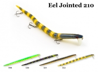 Воблер Raiden Eel Jointed 210