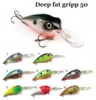 Воблер Raiden Deep Fat Gripp 50