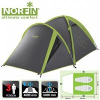 Палатка Norfin Carp 2+1