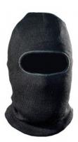 Шапка-маска TR вязаная черная 1 отверстие