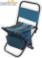 Стул складной со спинкой и сумкой