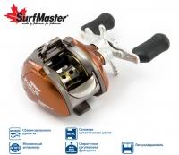 Катушка мультипликаторная Surf Master Focus FC10A