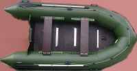 Надувная лодка ПВХ Vivax T430P