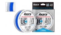 Леска плетеная Akara Ultra Cast PE Micro Braid