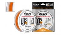 Леска плетеная Akara Ultra Power PE Micro Braid