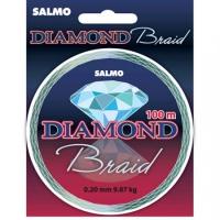 Леска плетеная Salmo Diamond Braid
