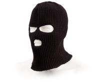Шапка-маска Tagrider Expedition 3011 3 отверстия вязанная черная