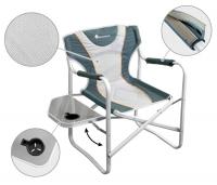 Кресло туристическое TAGRIDER со спинкой с боковым столиком